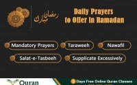 How to make this Ramadan More productive by offering prayers
