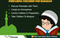 Prepare Your Kids for Ramazaan