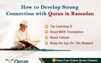 How to make your devotion with Quran in this Ramadan