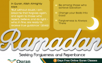 How to Repent and Seek Forgiveness while Fasting