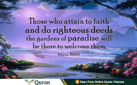 important quotes about jannah