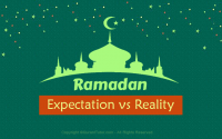 ramadan goals and reality