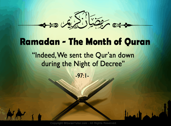 Quran importance in ramadan